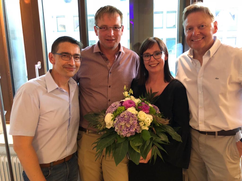 Elaine Schmidt - 50. Geburtstag